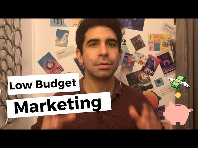 How to Market with a Low Budget (QUICK TIPS) - How to Market a Small Business with a Limited Budget