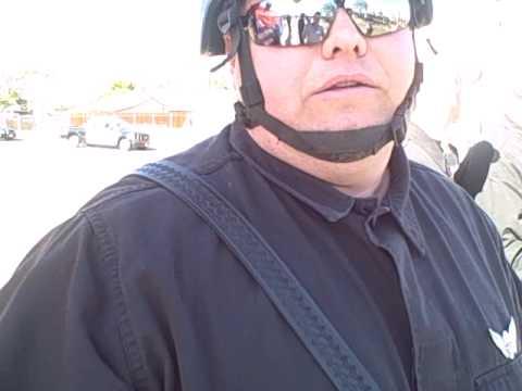 NSM Neo-Nazi Rally/ CA's Jeff Hall/AZ's JT Ready, Riverside 10/24/09