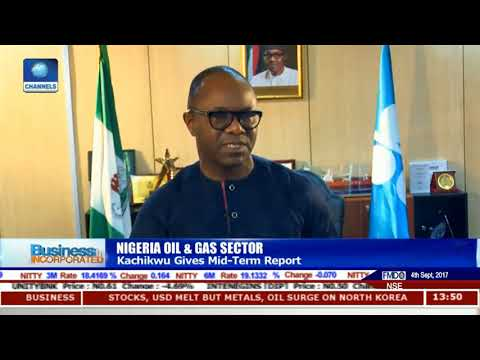 Kachikwu Gives Mid Term Report On Oil & Gas Sector |Business Incorporated|