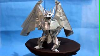 Origami Bahamut - Super Version- Hd