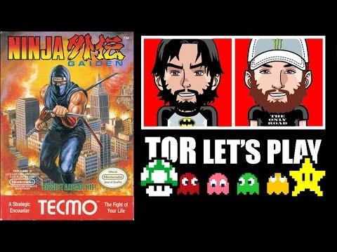 TOR Let's Play - Ninja Gaiden (NES)
