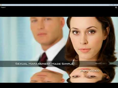 2017 2018 Sexual Harassment Training Video