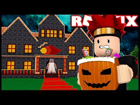 TRICK OR TREAT OBBY | ROBLOX