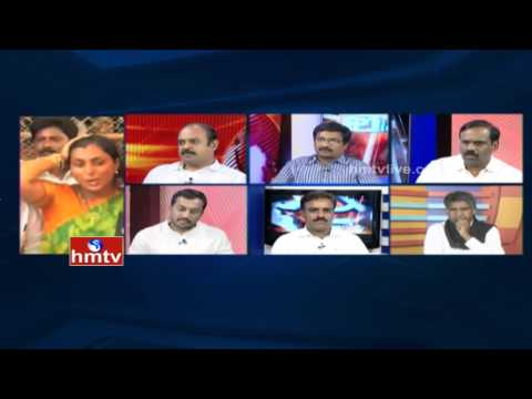 Left and Right | Hot Debate on SC, ST Anti Harassment Act | Vacant Posts for SC/ST | HMTV