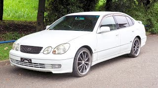 1999 Toyota Aristo S300 (Canada Import) Japan Auction Purchase Review