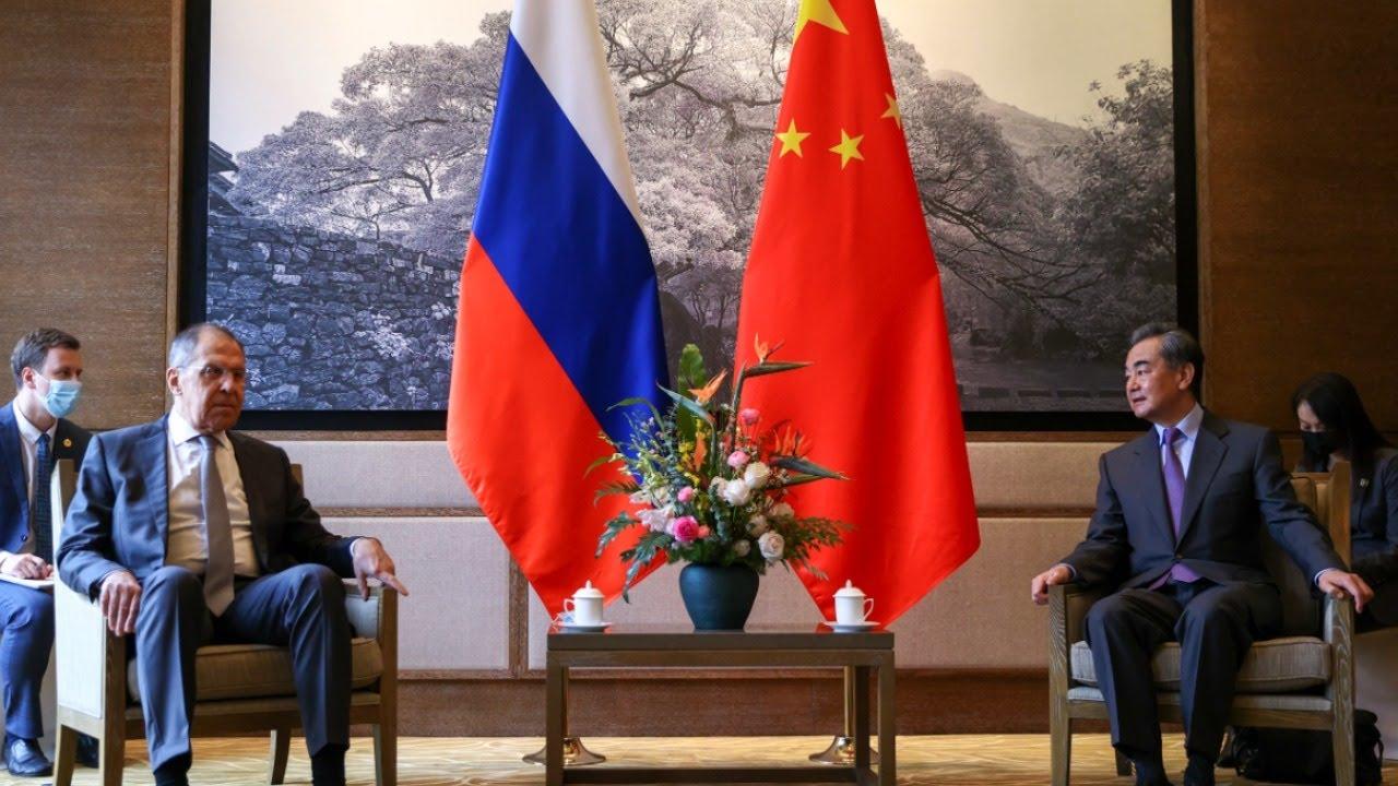 时事大家谈: 美国联盟抗中之际,中国把目光转向俄罗斯?