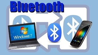 How to pair a phone with your computer by Bluetooth