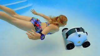 Aiper Smart Robotic Pool Cleaner