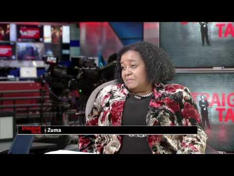 Straight Talk with Sifiso Mahlangu: Minister Edna Molewa