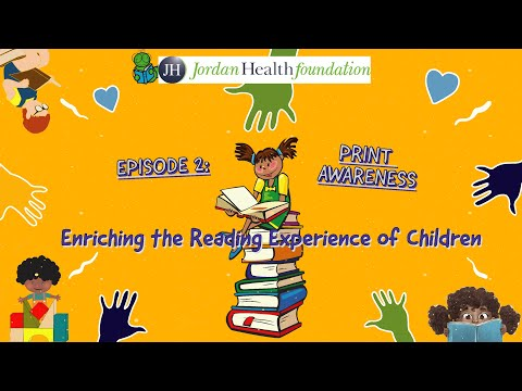 Book Talk: Tips for Enriching the Reading Experience for Children  Episode 2