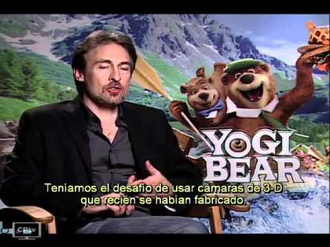 Entrevista Eric Brevig, director de El oso Yogi