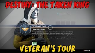 DESTINY: THE TAKEN KING - Veteran