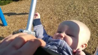 Swinging Siblings