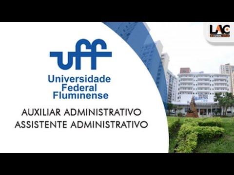 Vídeo Curso auxiliar administrativo
