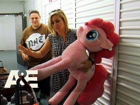 Storage Wars: Jarrod and Brandi's My Little Pony Jackpot (Season 6, Episode 2) | A&E