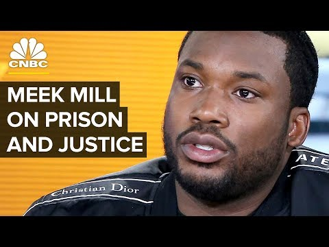 Meek Mill And Sixers Co-Owner On Justice System Inequality   CNBC