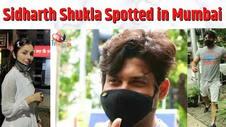 After Shehnaaz Gill, Sidharth Shukla Spotted in Mumbai Today | Sidnaaz Pose for Paparazzi