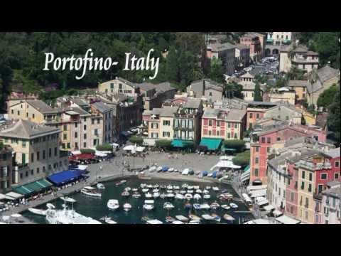 Spectacular Portofino - Italy : ferry from Santa Margherita - Dalida -