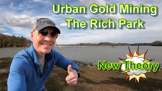 Metal Detecting Videos 2020 | Urban Gold Mining | The Rich Park