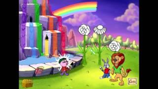 Lapin Malin (Reader Rabbit Preschool) - Maternelle 2 - #3 Les Cascades de Couleurs