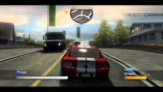 driver san francisco 2010 gt 500 review