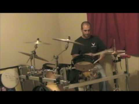 Austin Becker Creatures For A While 311 Drum Cover