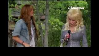 Dolly Parton - Jolene Ft. Miley Cyrus Traducido Al Español Concierto En Vivo