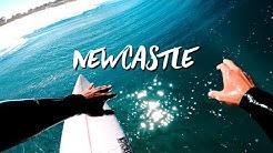 SURF ÉPICO EN NEWCASTLE | ROAD TRIP AUSTRALIA