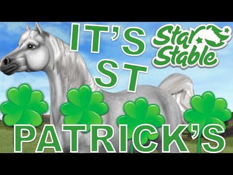 🔴 Happy Saint Patrick's Day!!! | Star Stable Online Live Stream