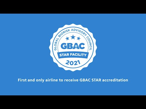 American Airlines Receives GBAC STAR Accreditation from theGlobal Biorisk Advisory Council