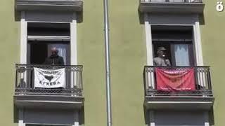Cacerolada LA GENTE ESTA DESPERTANDO ,PERO LA TELE SOLO MUESTRA PALMAS