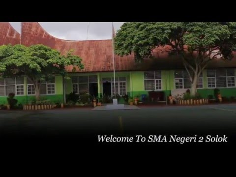 Welcome To Sma Negeri 2 Solok Youtube