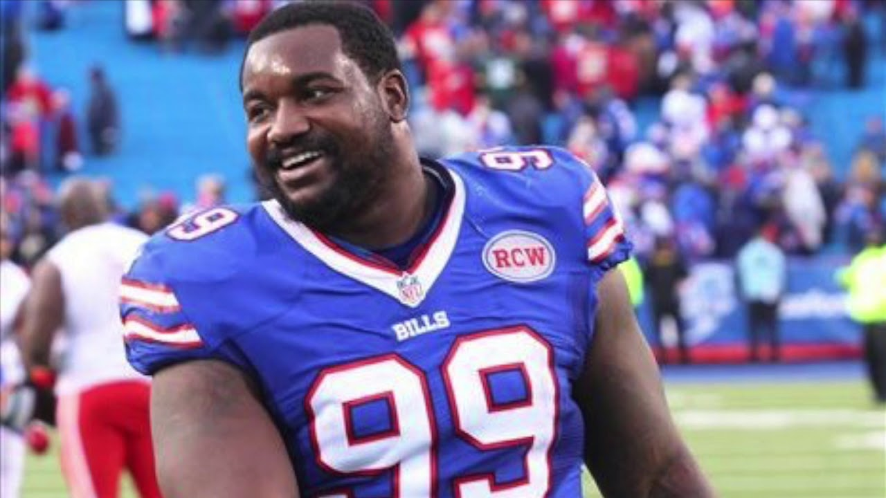 Breaking Marcell Dareus traded to the Jags