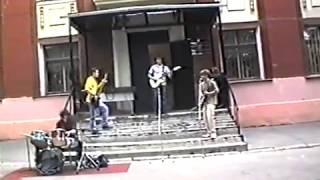 Летний Концерт на крыльце ДТШ 2004