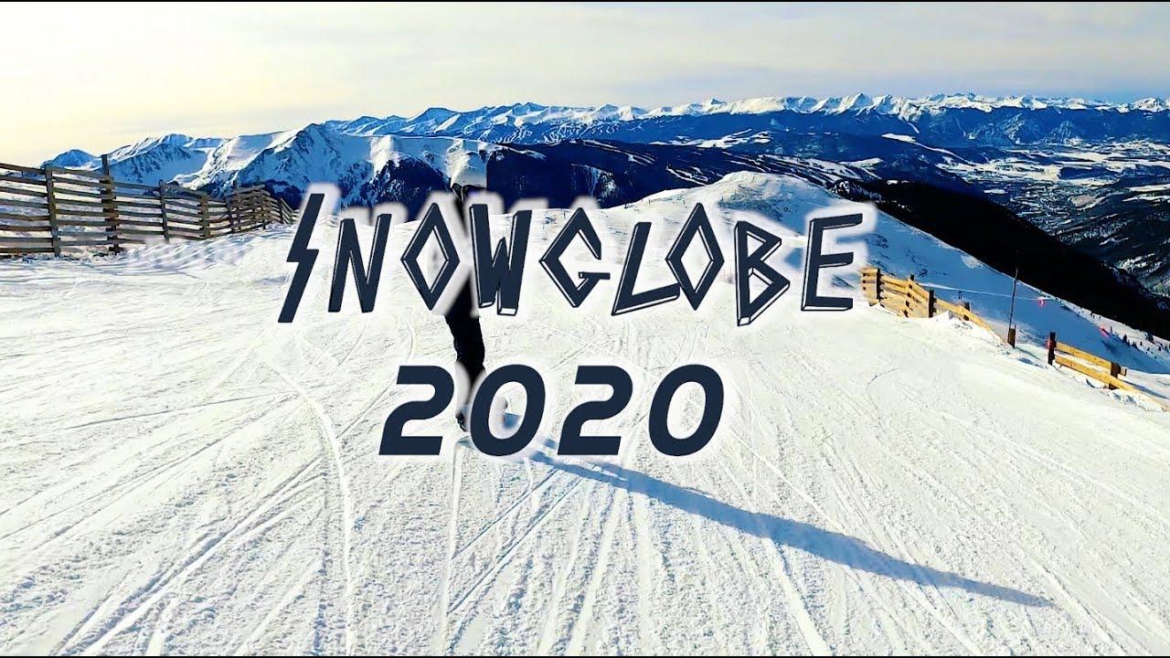Snowglobe 2020 Recap (freelance)