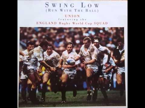 Union: Swing Low (Run With The Ball) Featuring England Rugby World Cup Squad: Karaoke Mix
