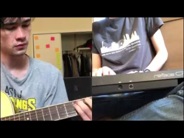 Noah Plays His Original Composition