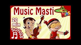NON STOP - MUSIC MASTI with Ch..