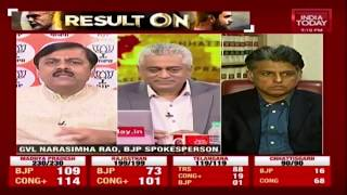 Congress Regains Lost Grounds | Assembly Election 2018 Analysis With Rajdeep Sardesai