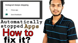 Unfortunately app stopped thunkable solution