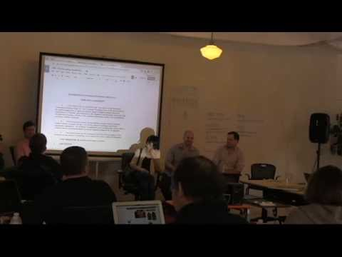 Stanford Blockchain Global Impact Workshop Footage: SMART CONTRACTS DAOS