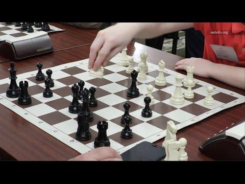 Шахматный турнир Союза армян России