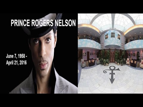 Prince Passes Away With No will~Paisley Park Mansion To Be Transformed Into A Museum