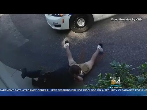 Clearwater Cop Slammed Handcuffed Teen To The Ground