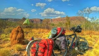 Bicycle Touring The Kimberley