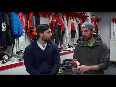 Entrevue avec Charles Hamelin - Athlète Olympique de patinage de vitesse