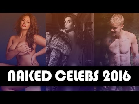 13 Celebs Who Got Naked In 2016