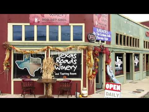 Texas Roads Winery -- Canton, Texas