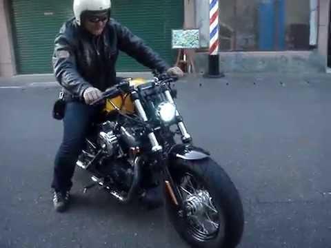 Harley-Davidson FORTY-EIGHT 1200