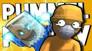 SALT vs FRIENDSHIP | Pummel Party (Part 1) | Funny Moments